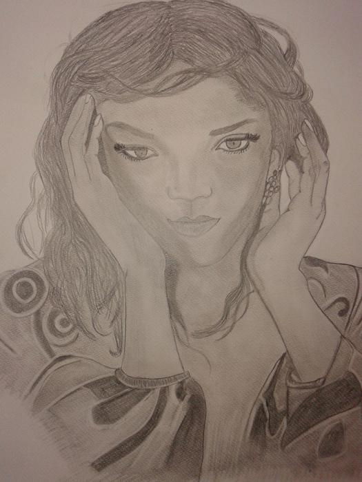 Rihanna by valou50530